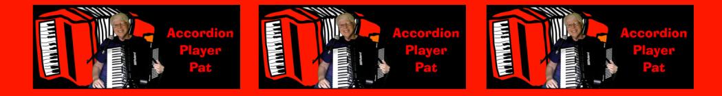 Accordion Player Pat