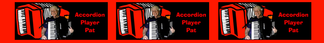 Accordion Player Pat
