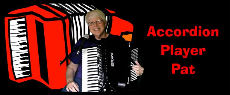 Accoridon Player Pat - Music by Patricia Walter with her Roland FR 4X Digital Accoridon